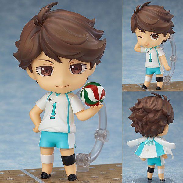 Haikyuu!! Chibi Oikawa Tooru Action Figure - FREE Shipping Worldwide!!    #anime #manga #otaku #nakamastore.com #animegoods #animeproducts #cosplay