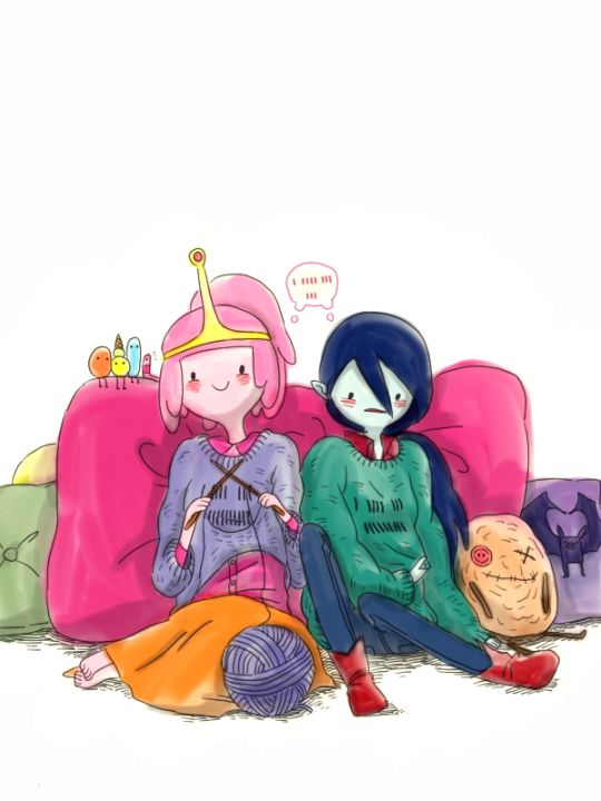 bubbline, adventure time