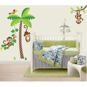 Nursury Peel & Stick Wall Sticker Decals