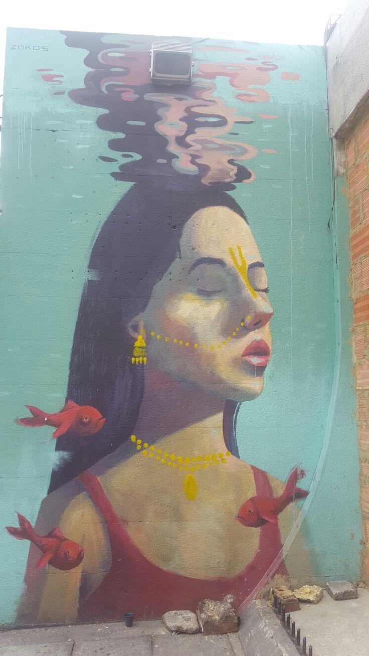 #streetart #colombia #bogota #art #artwork #graffiti #graffitiigers #graffitiporn #instagood #instagraff #instagraffiti #instagrafite #mural #pasteup #photooftheday #sprayart #stencil #stencilart #stickerart #street #streetart #streetarteverywhere #streetartistry #streetphotography #urban #urbanart #urbanwalls #wall #wallporn