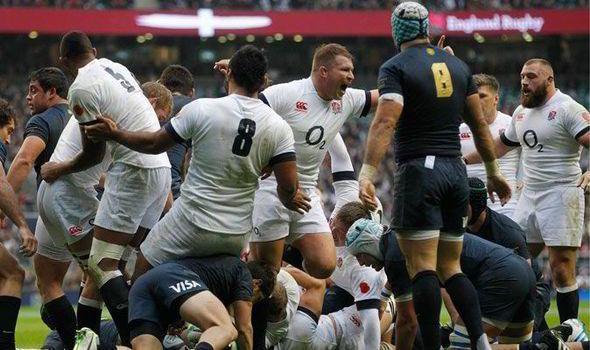 The Autumn Update – Week 2 - England v Argentina #Rugby #AutumnInternationals #EnglandRugby #RFU
