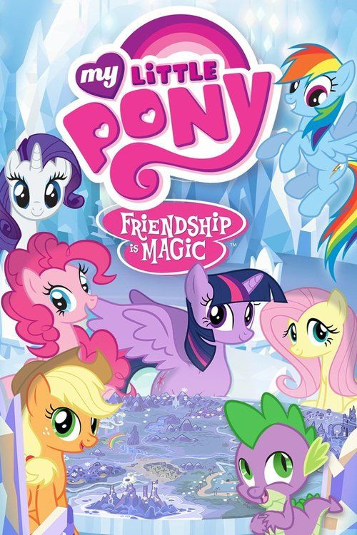 "Watch My Little Pony: Friendship Is Magic Full Episode HD Streaming Online Free  #MyLittlePonyFriendshipIsMagic #tvshow #tvseries (""Get your muzzle out of those books and make some friends!"" That's what Princess Celestia tells Twilight Sparkle. She may be the smartest unicorn in Equestria, but Twilight Sparkle gets an ""incomplete"" in friendship. There's more to life than learning magic, after all -- so she goes to Ponyville on a mission to make friends. There she meets five special ponies…"