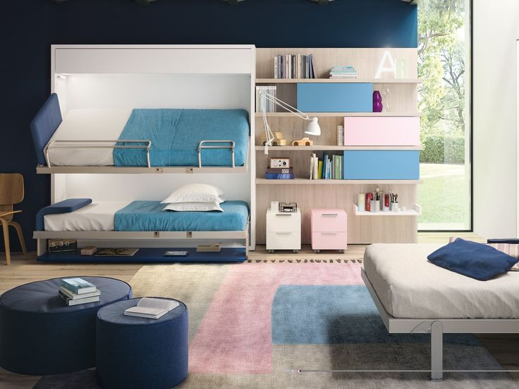 KALI DUO BOARD Pull-down bed by CLEI
