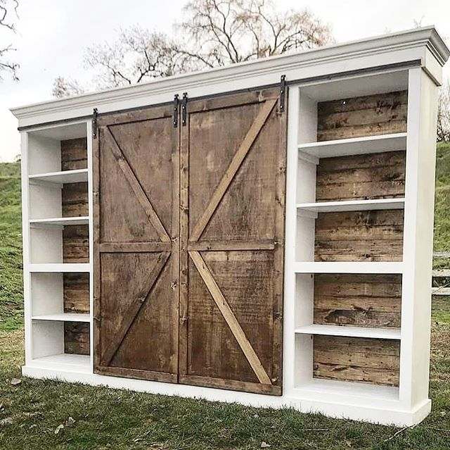 My hubby and I have been talking about building an entertainment center in our bedroom for a few days now. I've looked at several…