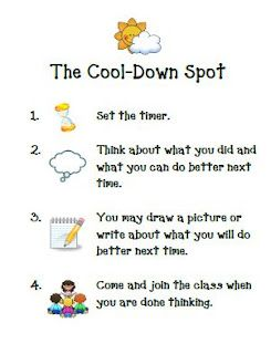 The Cool-Down Spot