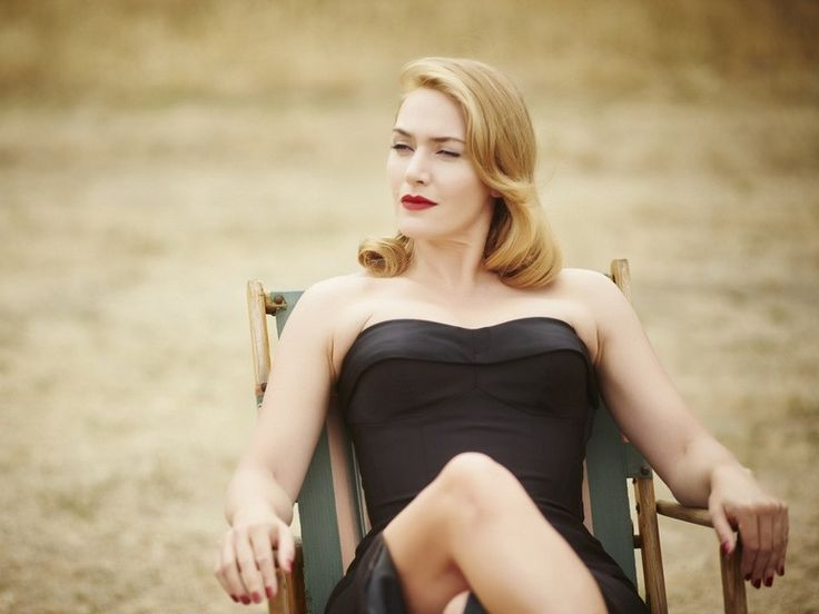 The Dressmaker_Kate Winslet_black strapless top_Image credit Universal Pictures