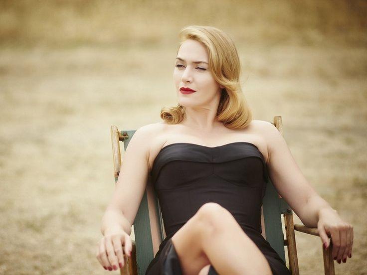 The Dressmaker_Kate Winslet_black strapless top_Image credit Universal Pictures