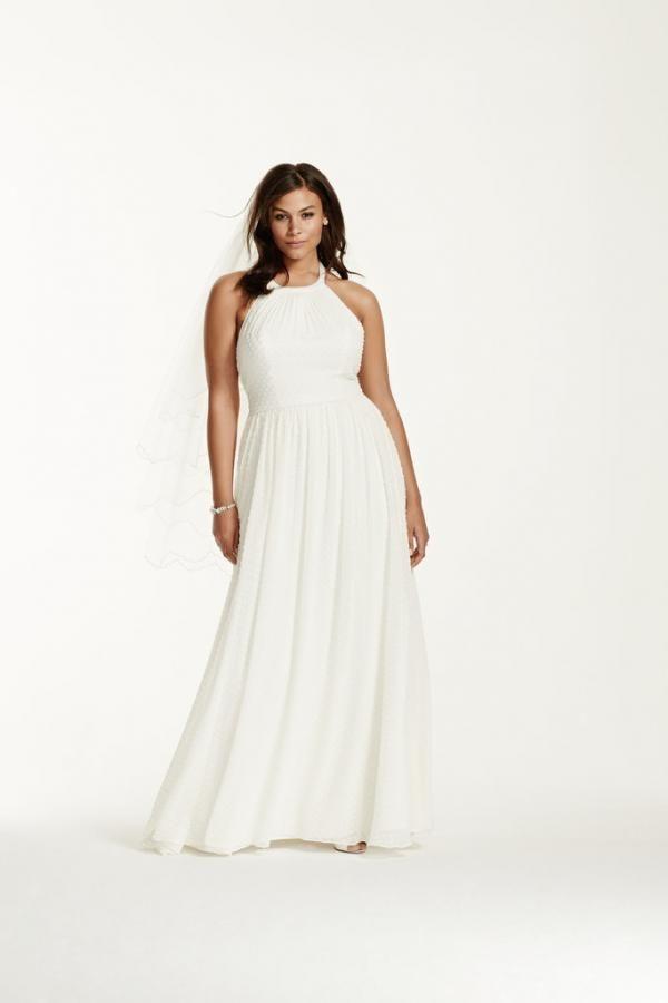 Galéria: Esküvői ruhák plus size lányoknak / JOY.hu