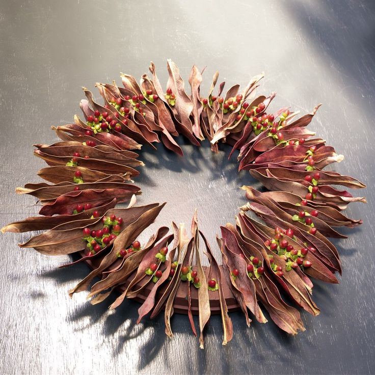 #Wreath • Design: Tom De Houwer