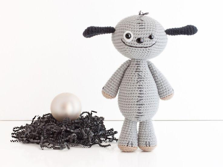 611 best AMIGURUMIS 7 images on Pinterest   Crochet dolls, Crochet ...