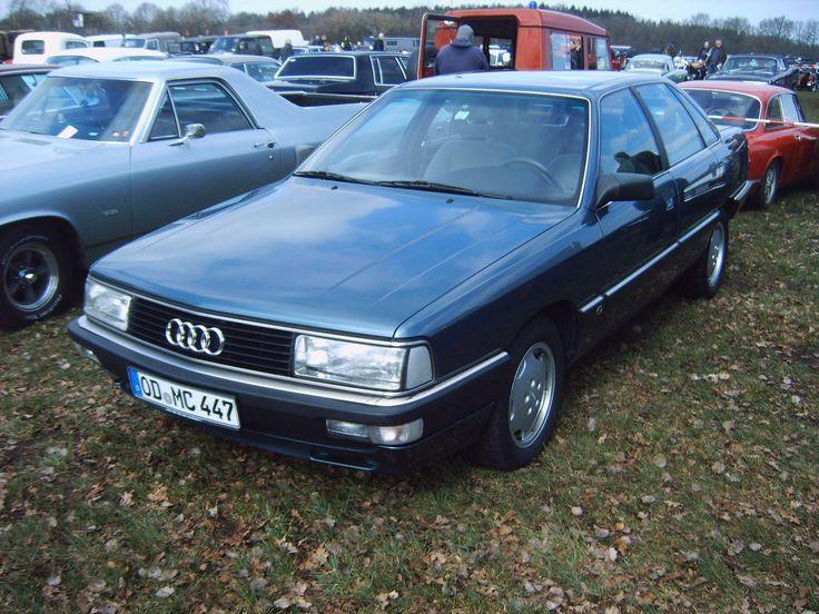 Audi 200 C3
