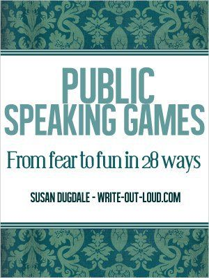 Fun activities for a conversation/public speaking class