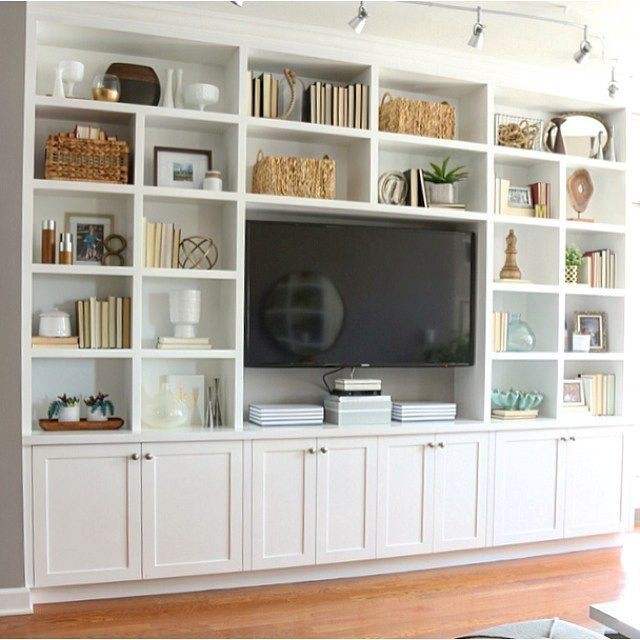 Living Room Built In Storage: 17 Best Built In Wall Units Images On Pinterest