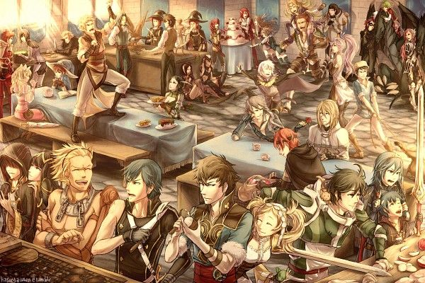 AHAH THIS IS BEAUTIFUL Fire Emblem: Awakening
