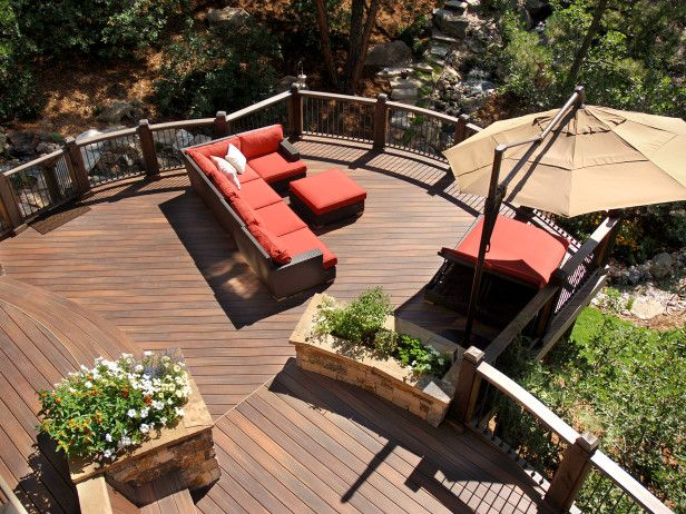 1000 images about dream deck inspiration on pinterest for Non wood decking material