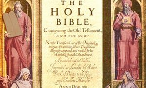Earliest known draft of King James Bible found in Cambridge  American scholar Jeffrey Miller discovers notebook containing about 70 handwritten pages dating from 1604 to 1608 in archives at Sidney Sussex College