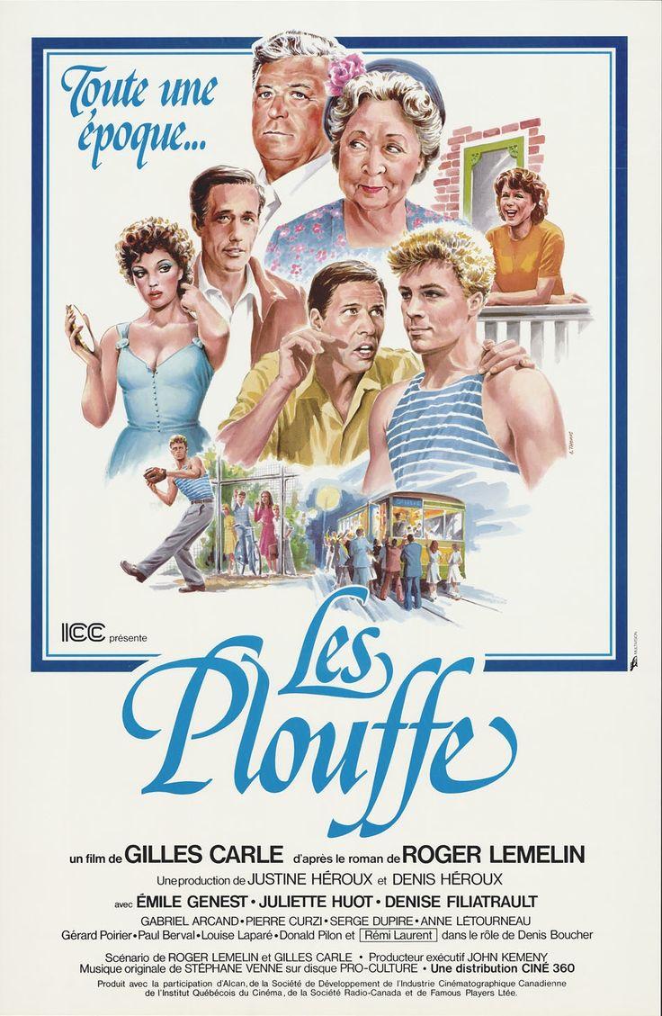 Les Plouffe est un film québécois réalisé par Gilles Carle en 1981. Le film reprend au cinéma les célèbres personnages du roman de Roger Lemelin paru en 1948.