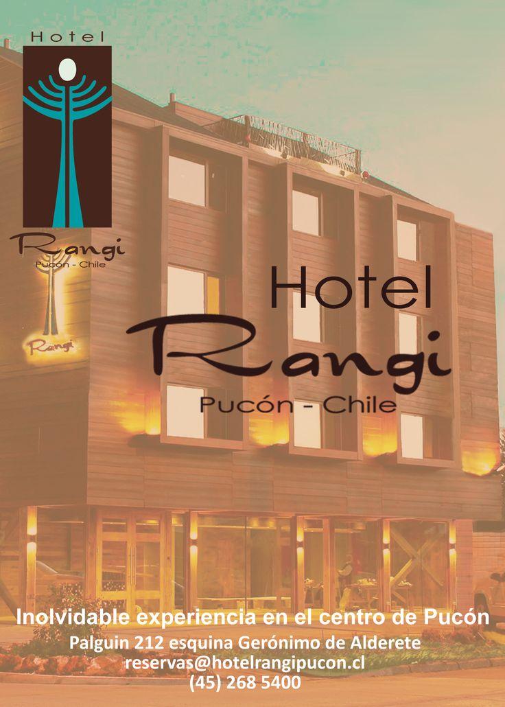 HOtel Rangi de Pucón