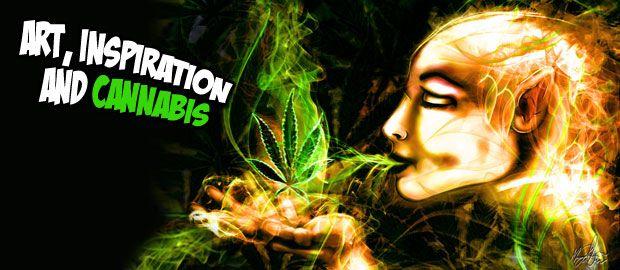 Art-#Cannabis #marijuana
