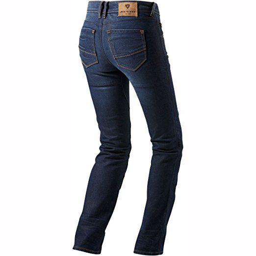 Revit Motorrad Jeans Madison Damen: Amazon.de: Auto