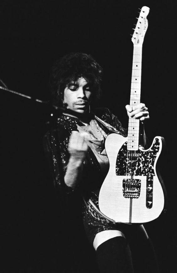Prince, Coco Hall, Detroit (1980)