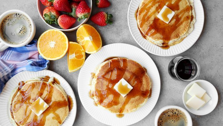 how can i make pancake mix better