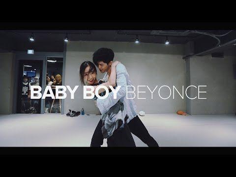 Baby Boy - Beyonce / Bongyoung Park Choreography - YouTube