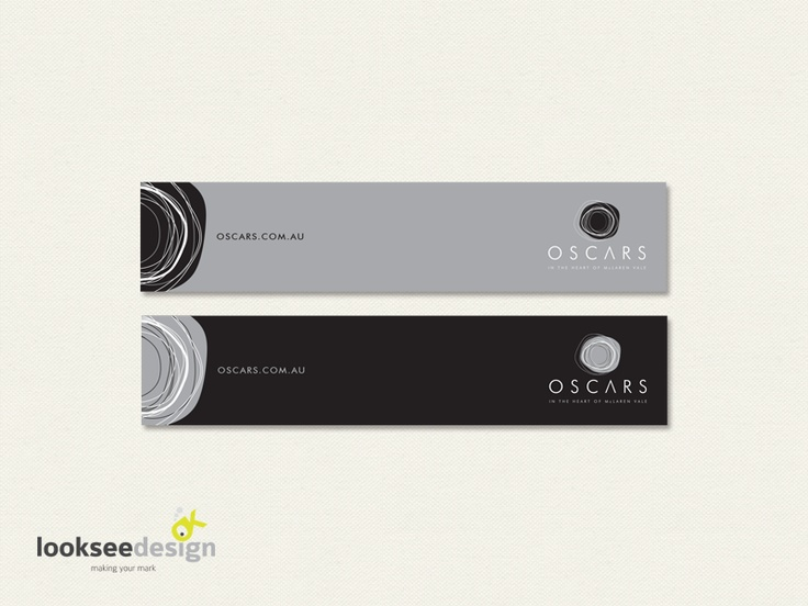 Oscars Generic Label - Designed by Looksee Design