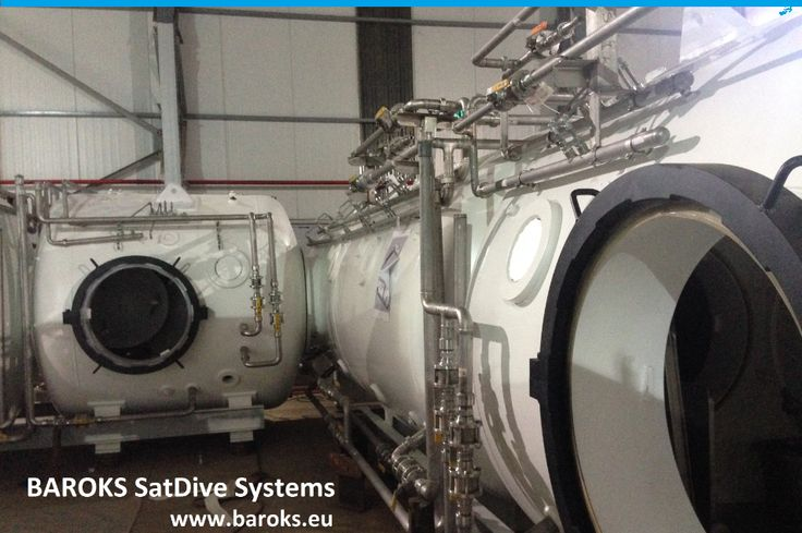 SatDive Sytems produced at Baroks factory