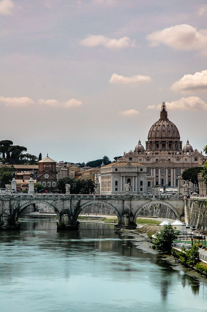 [i m p r e s s i o n e - r o m a n o] Basilica di San Pietro - Bild & Foto von Armin-Fuchs aus Italy, Vatican City, S Marino - Fotografie (30485216)   fotocommunity