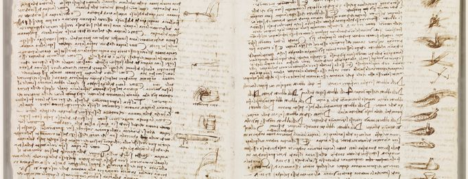 This $31 Million Leonardo Da Vinci Codex, Now On View in Phoenix, Holds The Secret To Creativity