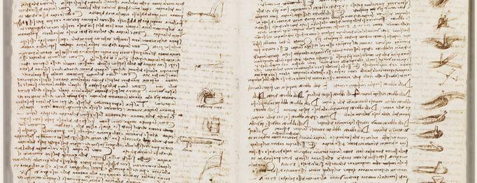 This $31 Million Leonardo Da Vinci Codex, Now On View in Phoenix, Holds The Secret To Creativity