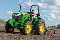 BUILD & PRICE YOUR OWN TRACTOR & ACCESSORIES