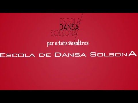 Bones Festes - Escola Dansa Solsona