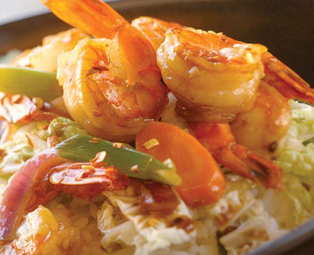 Spicy Shrimp Stir-Fry - A Tasty Chinese New Year Recipe! #Stirfry # ...