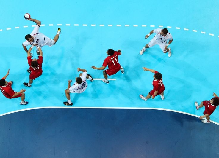 Fiercely contested, tactical, skilful and with goals galore, handball is an exciting spectacle. Field handball made its Olympic debut at the Berlin 1936 Games, but the sport has been played indoors since Munich 1972. There are men's and women's events.