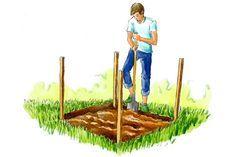 Fabriquer un composteur http://www.lapausejardin.fr/vivre-au-jardin/fabriquer-composteur