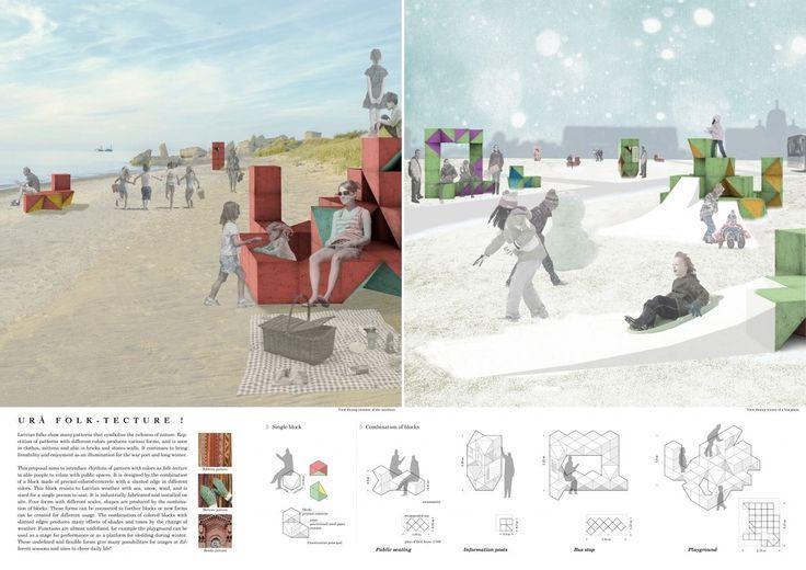 parc de villette design - Google Search