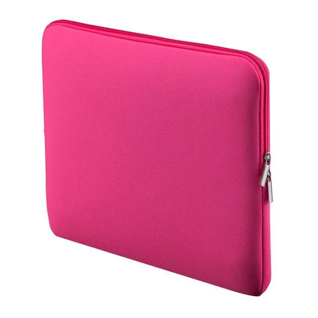 HOT-14 inch Korean Style Portable Zipper Soft Slee…