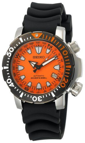 Seiko Automatic Dive Watch $329