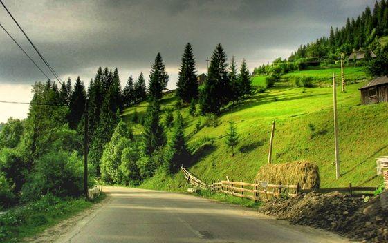 Cele mai frumoase sate din Romania – Carpinet, locul care te vindeca de boli. FOTO
