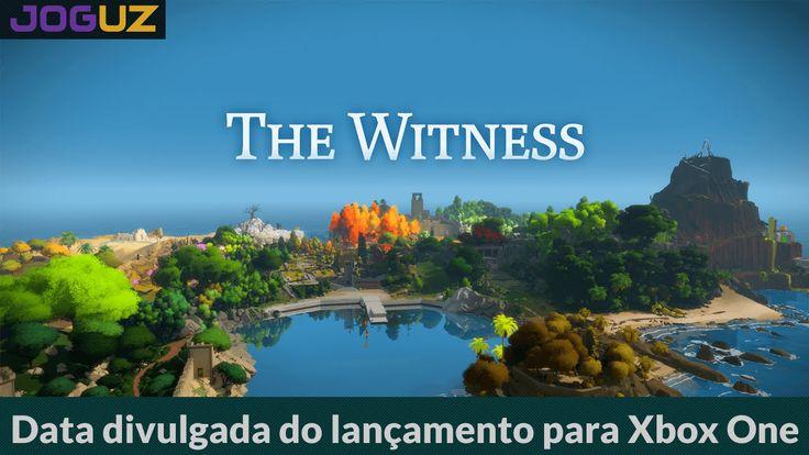The Witness Será lançado para Xbox One!  #xbox one