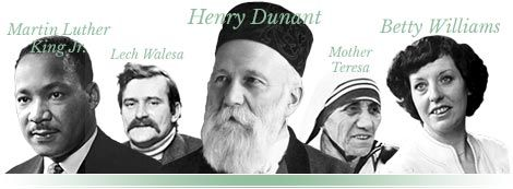 List of all Nobel Peace Prize winners and what they accomplished. Links to their bios as well.