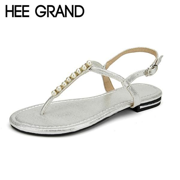 HEE GRAND T-strap Women Sandals - Online Global Shopping Centre