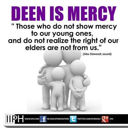 Deen is Mercy For more exciting Islamic materials please visit our online bookstore www.iiph.com