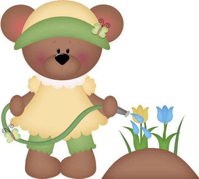 teddy bear clip art pinterest - photo #1