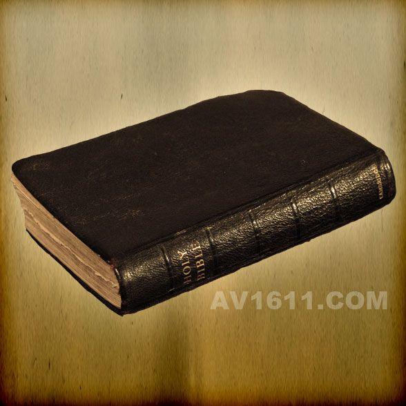 King James Bible Page: Information on Bible versions. Why does it matter what Bible version you have?
