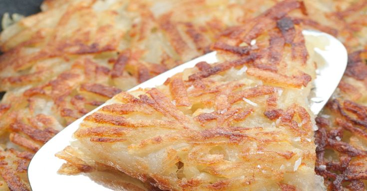 With This Recipe You'll Have Perfectly Crispy Hash Browns Every Time!