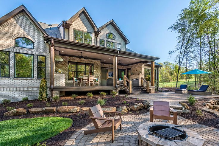"""""""Model home design requires an incredible amount of creativity and imagination. The designer must be forward thinking enough to show the potential homebuyer what they want while honoring what they need."""" -Kelley Vitorino, Arthur Rutenberg Homes"""