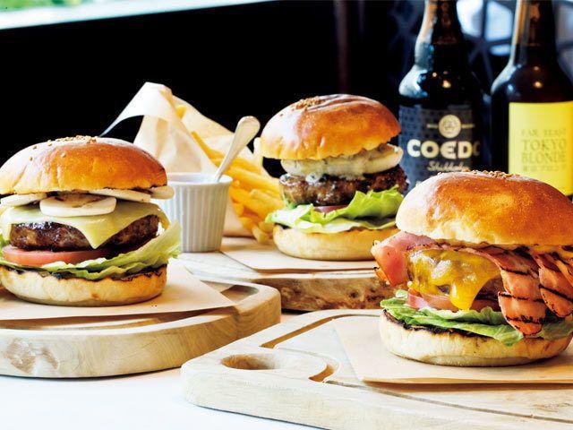 ビール片手に贅沢バーガーにかぶりつけ!ランチデートにおすすめのホテルバーガー7選(東京カレンダー)- Yahoo!ニュース